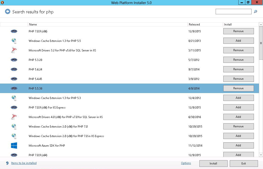 How to Install Magento 2 1 2 on Windows VPS (IIS)